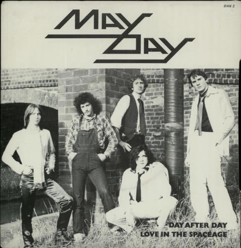 """Mayday Day After Day 7"""" vinyl single (7 inch record) UK OEY07DA653709"""