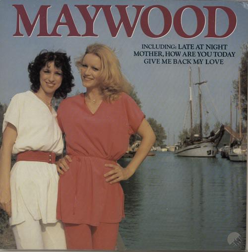 Maywood Maywood vinyl LP album (LP record) Dutch N30LPMA618959
