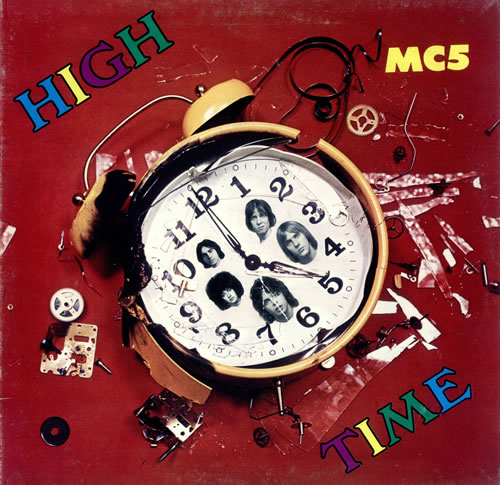 Image result for MC5 - High Time