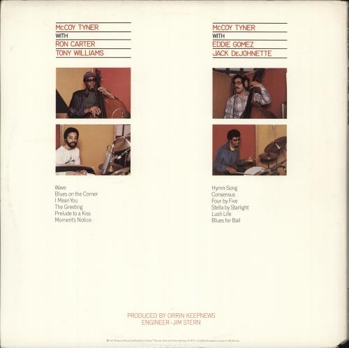McCoy Tyner Supertrios 2-LP vinyl record set (Double Album) US MQT2LSU706009