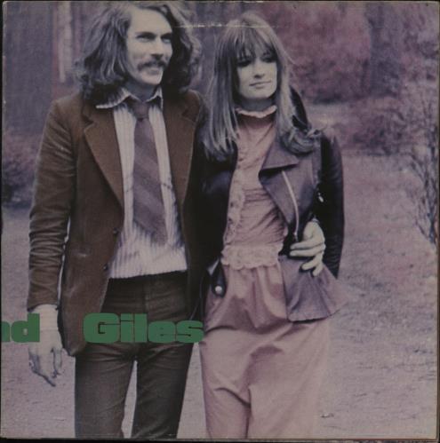 McDonald & Giles McDonald And Giles - 1st - VG/EX vinyl LP album (LP record) UK M&GLPMC540709