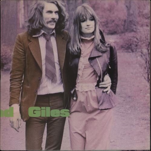 McDonald & Giles McDonald And Giles - Pink-Rim Label vinyl LP album (LP record) UK M&GLPMC261186