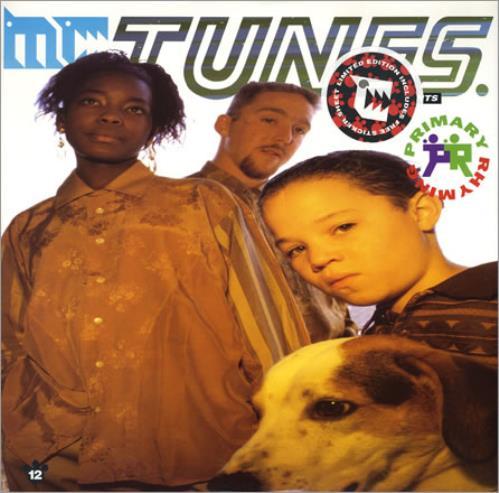 "MC Tunes Primary Rhyming 12"" vinyl single (12 inch record / Maxi-single) UK MCT12PR26105"