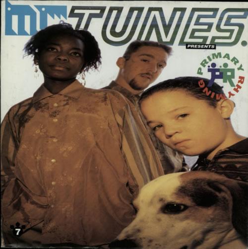 "MC Tunes Primary Rhyming 7"" vinyl single (7 inch record) UK MCT07PR623785"