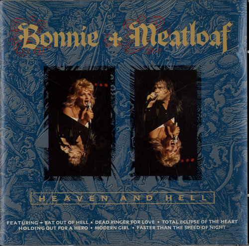 Meat Loaf Heaven And Hell CD album (CDLP) UK MEACDHE479318