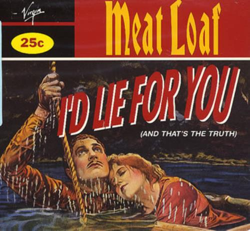 """Meat Loaf I'd Lie For You (And That's The Truth) - Digipak CD single (CD5 / 5"""") UK MEAC5ID59138"""