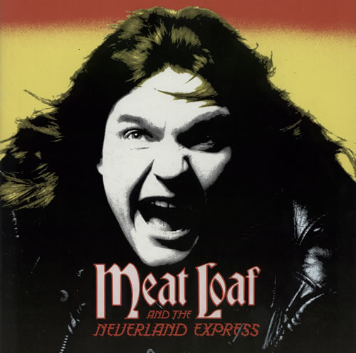 Meat Loaf On Tour tour programme UK MEATRON47609