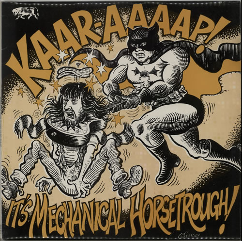 Mechanical Horsetrough Kaar-aaaap! It's Mechanical Horsetrough! vinyl LP album (LP record) UK N6ELPKA634297
