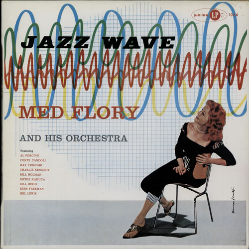 Med Flory Jazz Wave vinyl LP album (LP record) Spanish NQDLPJA568261