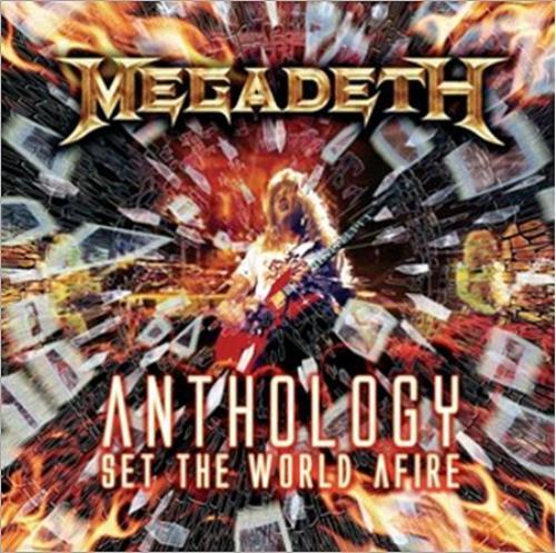 Megadeth Anthology: Set The World Afire - Sealed 2 CD album set (Double CD) UK MEG2CAN445312