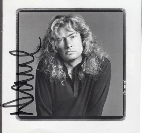 Megadeth Youthanasia + Hidden Treasures - Autographed 2 CD album set (Double CD) UK MEG2CYO674594