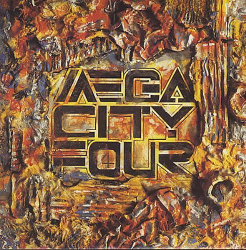 """Mega City Four Finish 7"""" vinyl single (7 inch record) UK MCF07FI377115"""