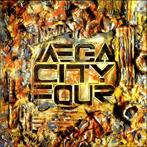 "Mega City Four There Goes My Happy Marriage EP 12"" vinyl single (12 inch record / Maxi-single) UK MCF12TH524659"