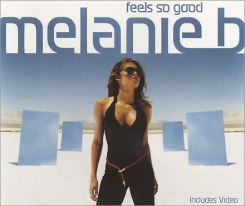 "Melanie B Feels So Good CD single (CD5 / 5"") UK M.BC5FE177629"