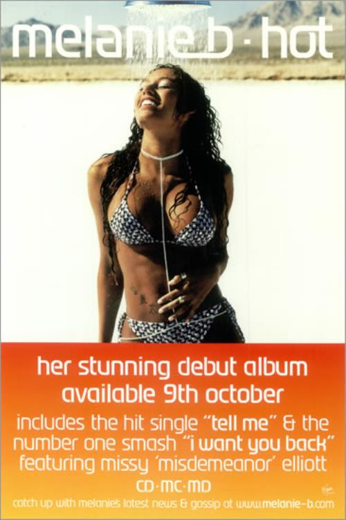 Melanie B Hot poster UK M.BPOHO507795