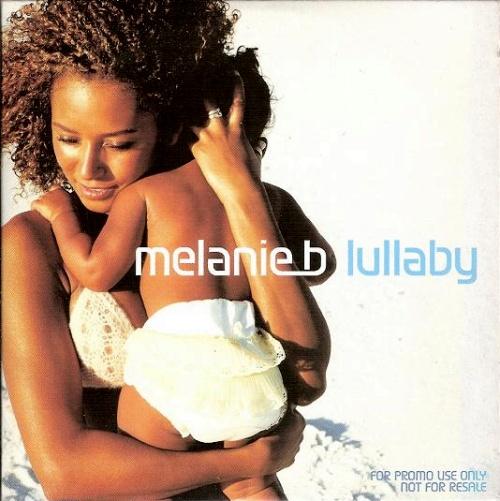 "Melanie B Lullaby CD single (CD5 / 5"") UK M.BC5LU185630"