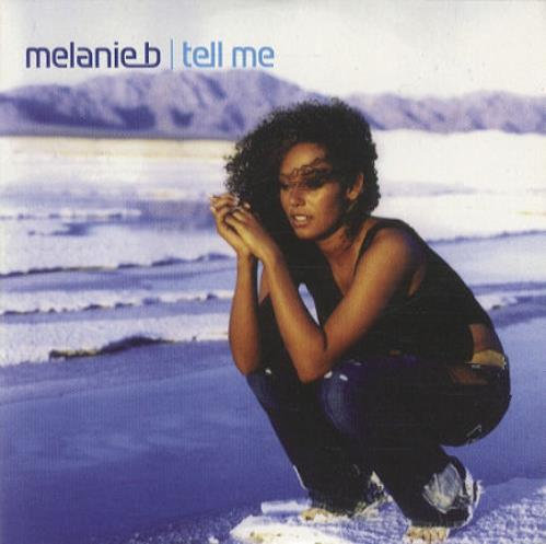 "Melanie B Tell Me CD single (CD5 / 5"") UK M.BC5TE164826"