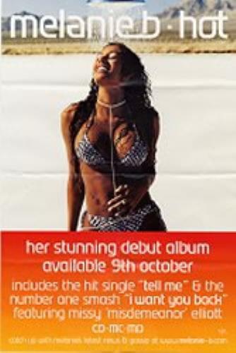 "Melanie B Tell Me CD single (CD5 / 5"") UK M.BC5TE167371"
