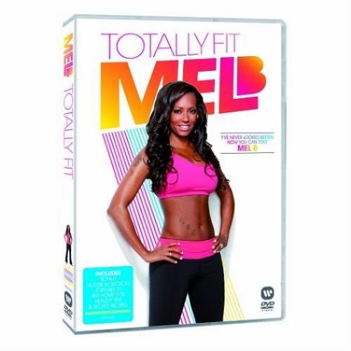 Melanie B Totally Fit DVD UK M.BDDTO455851