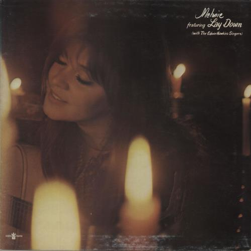 Melanie Candles In The Rain Uk Vinyl Lp Album Lp Record