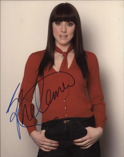Melanie C Autographed Photo photograph UK M.CPHAU721608