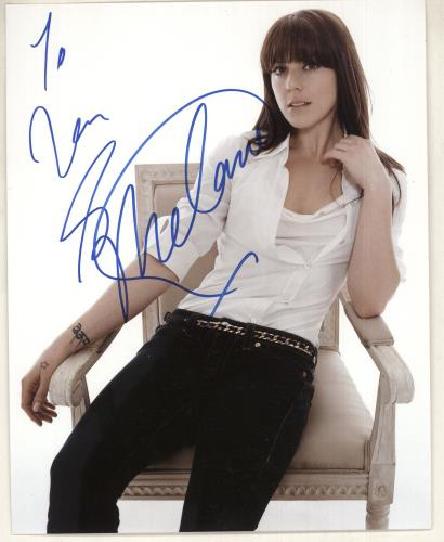 Melanie C Autographed Photograph photograph UK M.CPHAU734388