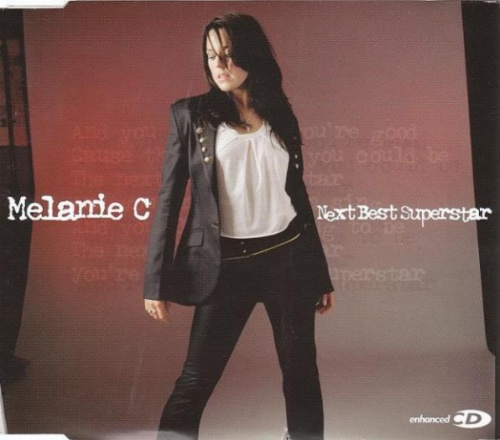 Melanie C Next Best Superstar UK CD single (CD5 / 5