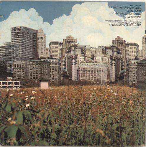 Melanie Garden In The City vinyl LP album (LP record) US MLALPGA712526