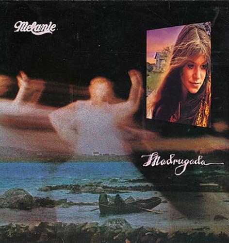 Melanie Madrugada vinyl LP album (LP record) UK MLALPMA299481