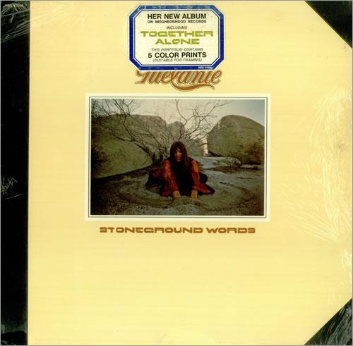 Melanie Stoneground Words vinyl LP album (LP record) US MLALPST452546