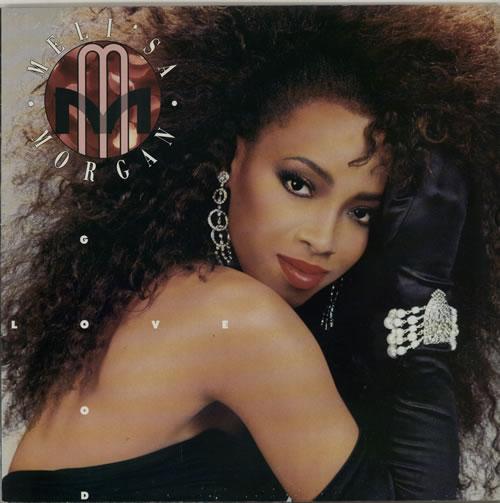 Meli'sa Morgan Good Love vinyl LP album (LP record) Dutch MG6LPGO627788