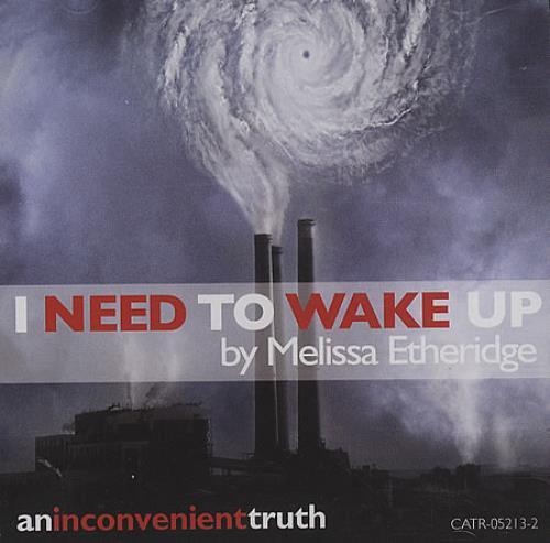 """Melissa Etheridge I Need To Wake Up CD single (CD5 / 5"""") US ETHC5IN395316"""