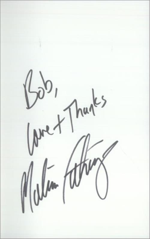 Melissa Etheridge The Truth Is... My Life In Love And Music - Autographed book US ETHBKTH535571