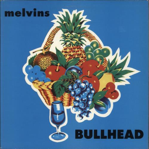 Melvins Bullhead vinyl LP album (LP record) UK MLVLPBU712593