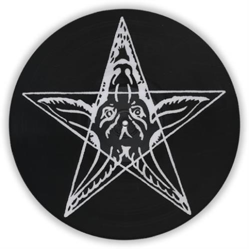 Melvins The Trilogy picture disc LP (vinyl picture disc album) US MLVPDTH410731