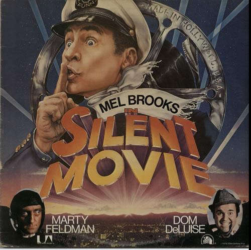 Mel Brooks Silent Movie Uk Vinyl Lp Album Lp Record 632247