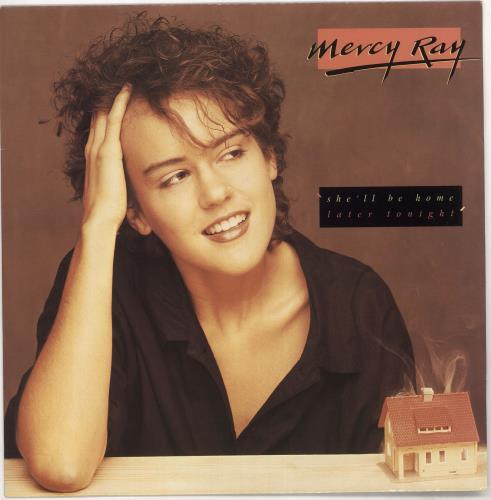 """Mercy Ray She'll Be Home Later Tonight 12"""" vinyl single (12 inch record / Maxi-single) UK N2612SH725617"""