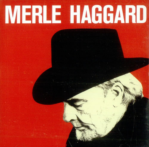 "Merle Haggard I Am What I Am Sampler CD single (CD5 / 5"") US MBJC5IA510034"