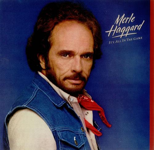 Merle Haggard It's All In The Game vinyl LP album (LP record) UK MBJLPIT437792