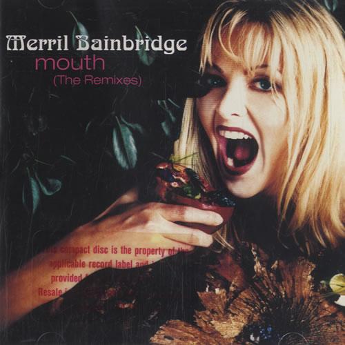 "Merril Bainbridge Mouth - The Remixes CD single (CD5 / 5"") US MEIC5MO464127"