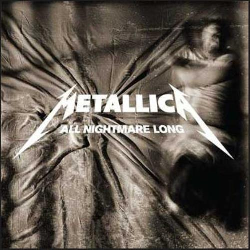 "Metallica All Nightmare Long CD single (CD5 / 5"") Australian METC5AL459033"