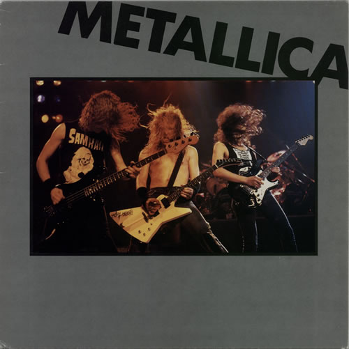 Metallica An Interview With Lars Ulrich vinyl LP album (LP record) UK METLPAN602819