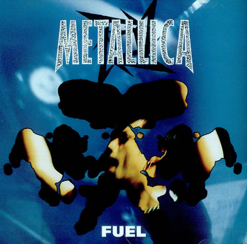 "Metallica Fuel CD single (CD5 / 5"") US METC5FU108996"