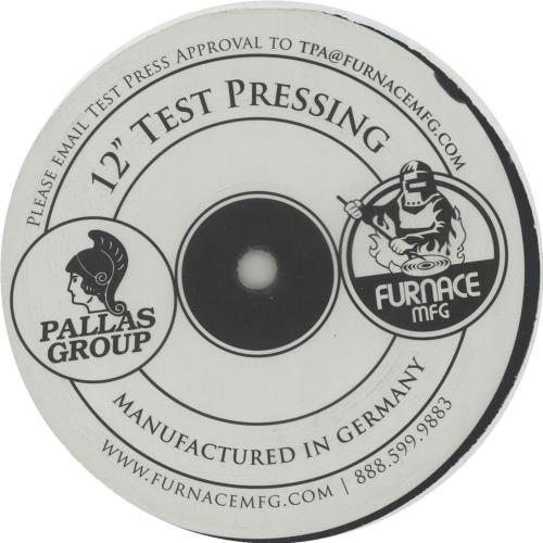 Metallica Load - Test Pressing 2-LP vinyl record set (Double Album) German MET2LLO682215