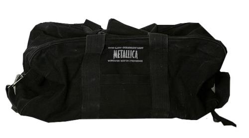 Metallica 'Load' Travel Bag memorabilia US METMMLO468748