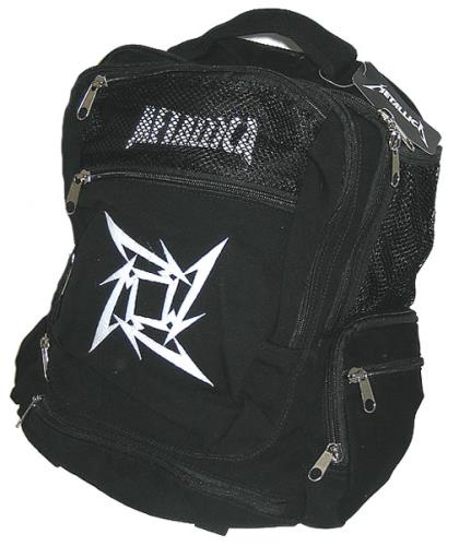 metallica rucksack