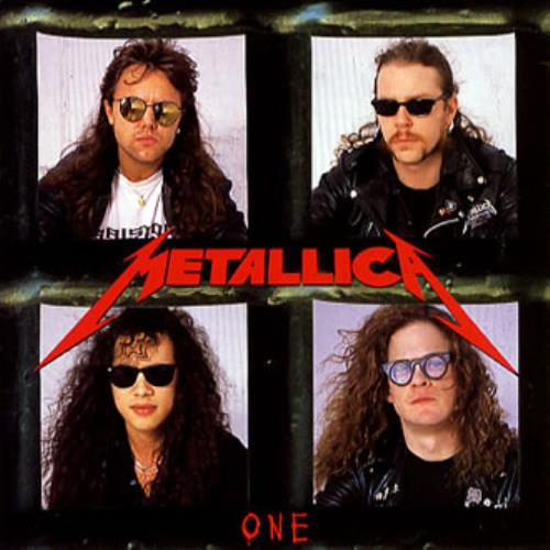 """Buy Here Pay Here Dallas >> Metallica One Japanese CD single (CD5 / 5"""") (125262)"""