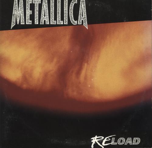 Metallica Reload - EX 2-LP vinyl record set (Double Album) US MET2LRE719379
