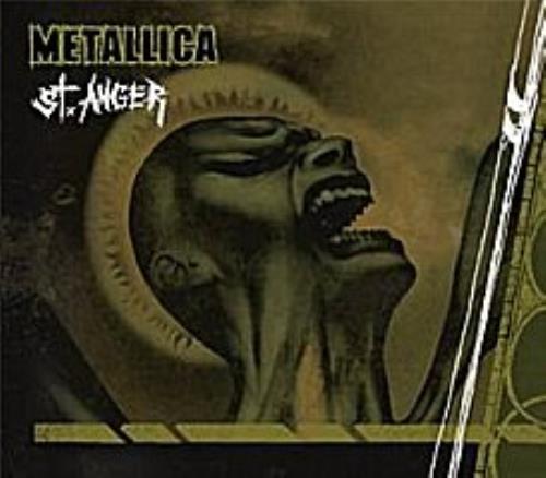 "Metallica St.Anger CD single (CD5 / 5"") UK METC5ST278651"
