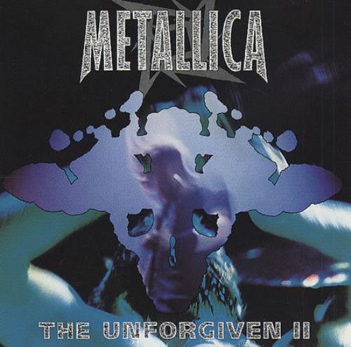 "Metallica The Unforgiven II CD single (CD5 / 5"") US METC5TH107020"